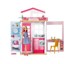 Barbie Duży Domek dla lalek z akcesoriami i lalką (DVV48)