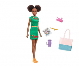 Barbie Lalka Nikki w podróży (GBH92)