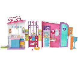 Barbie Lecznica dla zwierząt  (FBR36 )