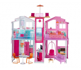 Barbie Miejski domek  (DLY32)