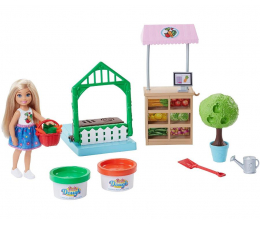Barbie Ogródek Chelsea (FRH75)