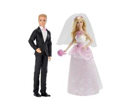 Barbie Para Młoda Barbie i Ken (CFF37 + DVP39)
