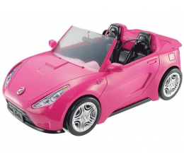 Barbie Różowy Kabriolet (DVX59)