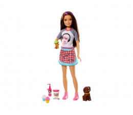 Barbie Skipper Siostra ze zwierzątkiem  (FHP61 FHP62)