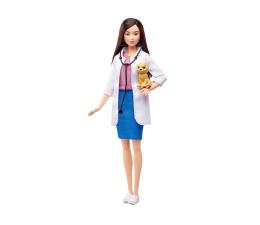Barbie  Weterynarz z pieskiem (DVF50 DVF58)