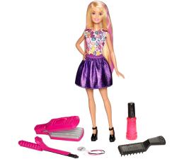 Barbie Zestaw Zrób to sama: Fale i loki (DWK49)