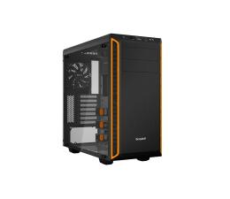 be quiet! Pure Base 600 czarno-pomarańczowa z oknem (BGW20)