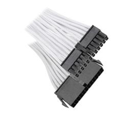 Bitfenix Przedłużacz 24 Pin 30cm biały (BFA-MSC-24ATX30WK-RP)