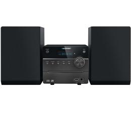 Blaupunkt MS8BK Mikrowieża CD/USB/AUX/MP3 czarna  (MS8BK)