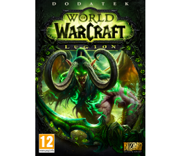 Blizzard World of Warcraft Legion + Plakat (5030917189685)
