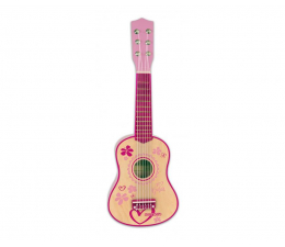Bontempi GIRL Gitara drewniana 55 cm (041-225572)