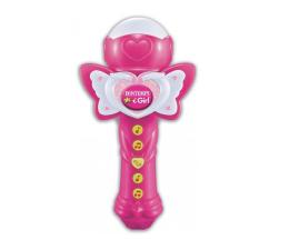 Bontempi Mikrofon Z Dźwiękiem Różowy (041-412071)