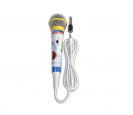 Bontempi STAR mikrofon dynamiczny karaoke (041-490005)