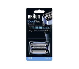 Braun Folia + Blok ostrzy 40B CoolTec (40B)