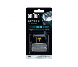 Braun Folia + Blok ostrzy 51S (51S)