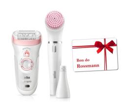 Braun Silk-épil SE 9995 +Bon Rossmann 100zł (478429+484160+484160)