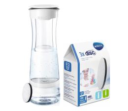 Brita Fill & Serve biało-grafitowy + 4 filtry MicroDisc (4006387101626)