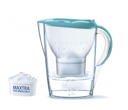 Brita Marella Kolor Pastel 2,4L błękitny + 1 wkład (Marella kolor paste)
