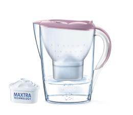 Brita Marella Kolor Pastel 2,4L różowy + 1 wkład (Marella kolor pastel)