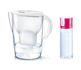 Brita Marella XL MXplus biała + Fill&Go Vital różowa (4006387100803)