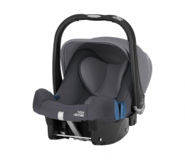 Britax-Romer Baby-Safe Plus SHR II Storm Grey (4000984196634)