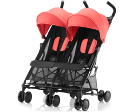 Britax-Romer Holiday Double Coral Peach (4000984190939)