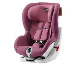 Britax-Romer King II Wine Rose  (4000984184020)