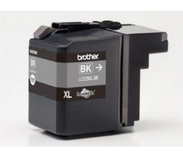 Brother LC529XLBK black 2400str. (DCP-J100/DCP-J105/MFC-J200)