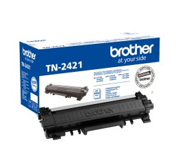 Brother TN2421 Black 3000 str. (TN-2421) (DCP-L2512D / L2532DW / L2552DN)