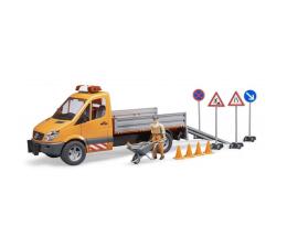 Bruder MB Sprinter pomoc drogowa z akcesoriami (02537)