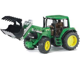 Bruder Traktor John Deere 6920 z ładowarką czołową (02052)