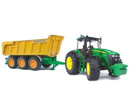 Bruder Traktor John Deere 7930 z przyczepą Joskin 01173 (01173)