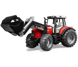 Bruder Traktor Massey Ferguson 8240 z ładowarką czołową (BR-02042)