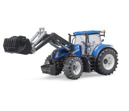 Bruder Traktor New Holland T7.315 z ładowaczem czołowym (03121)