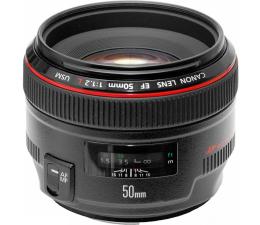 Canon EF 50mm f/1.2L USM  (1257B005AA)