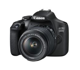 Canon EOS 2000D 18-55 IS (262728C003)