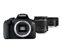 Canon EOS 2000D 18-55mm IS + 50mm f/1,8S (2728C022)