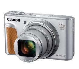 Canon PowerShot SX740 srebrny (2956C002AA)