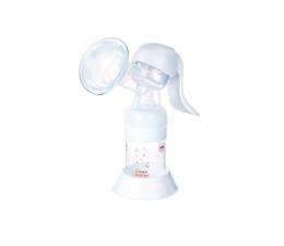 Canpol Laktator Ręczny Basic + Butelka 120ml (5903407122052)