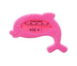 Canpol Termometr Do Kąpieli Wanienki Delfin Różowy (5903407027821)