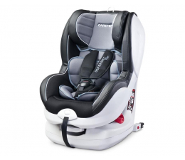 Caretero Defender+ 0-18kg Isofix Grey (TERO-192)