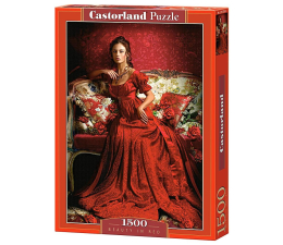Castorland Beauty in Red (151370)
