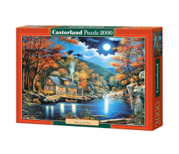 Castorland Copy of Cabin by the Lake (200504)
