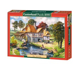 Castorland Copy of: Water Mill Cottage (200498)