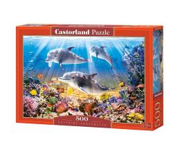 Castorland Dolphins Underwater (B-52547)