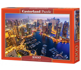 Castorland Dubai at Night (103256)