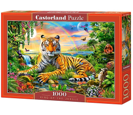 Castorland King Of The Jungle (103300)