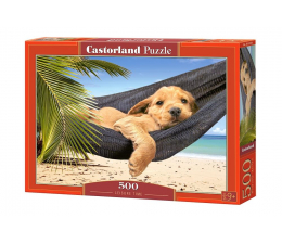 Castorland Leisure Time (B-52554)