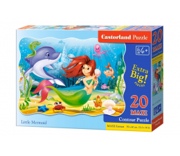 Castorland Little Mermaid (02290)