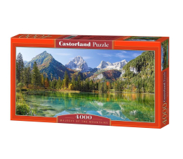 Castorland Majesty of  the Mountains (400065)